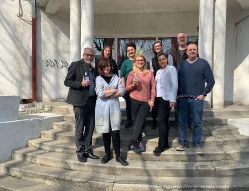 ASD-EAST Transnational Project Meeting 4: Skopje