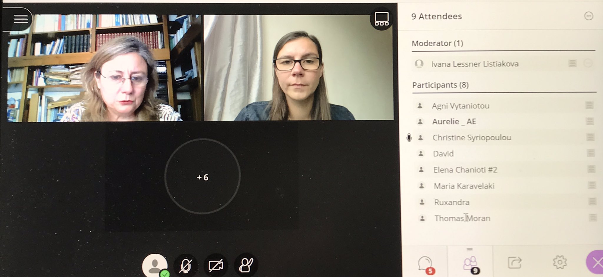 Online Roundtable between Train ASD and the ASD-EAST  projects